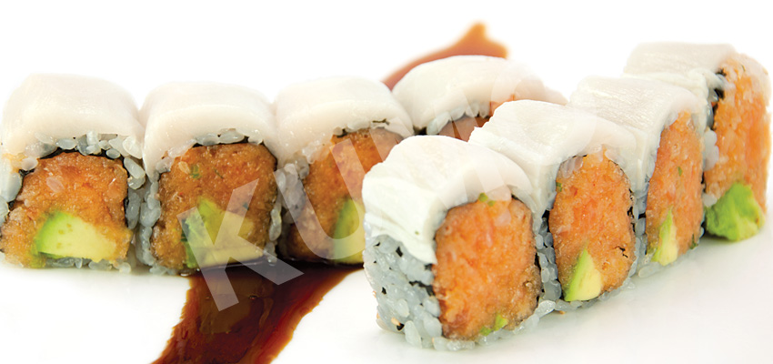 Snow Mountain Roll